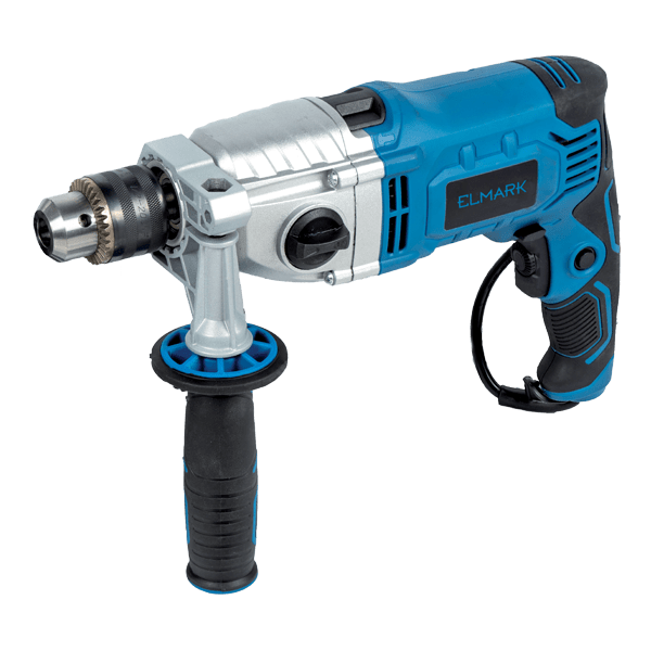 EL-D12 IMPACT DRILL 2 SPEED 13MM