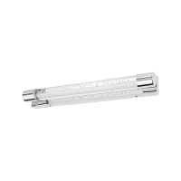 ALEXA BATH LED LIGHT 10W 4000K IP44 CHROME