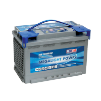 DEEP CYCLE BATTERY AGM 75Ah 12V