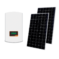 ON GRID SOLAR SYSTEM SET 5КW TILE OR BITUMEN MONO