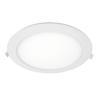 LED PANEL ROTUND 12W 4000К D167x18MM