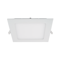 STELLAR  LED PANEL PATRAT INCASTRAT 12W 6500K