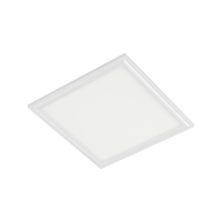 STELLAR LED PANEL PATRAT  40W WHITE 595MM/595MM CADRU ALB