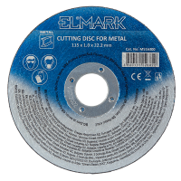CUTTING DISK FOR METAL 115x1.6x22.2mm
