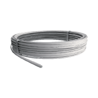 ALUMINIUM ROUND CONDUCTOR D11mm WITH ISOLATION