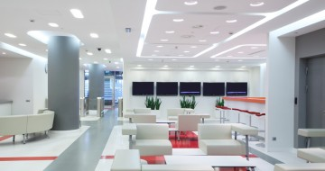 LED paneli ELMARK- 9