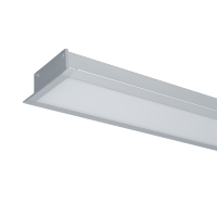 PROFIL LED INCASTRAT S48 12W 4000K 600MM GRI