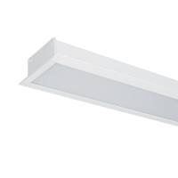 PROFIL LED INCASTRAT S48 24W 4000K 1200MM ALB