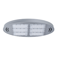 ELMARK ECO VECA SMD LED LAMPA INDUSTRIALA SUSPENDATA 200W 5500K, IP65